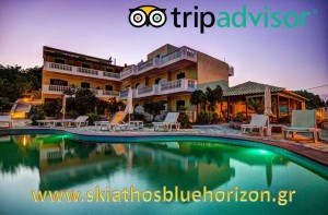 Skiathos blue horizon highly recommended by trip advisor